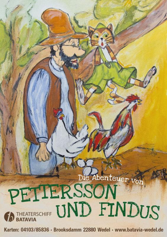 Plakat-Pettersson-und-Findus