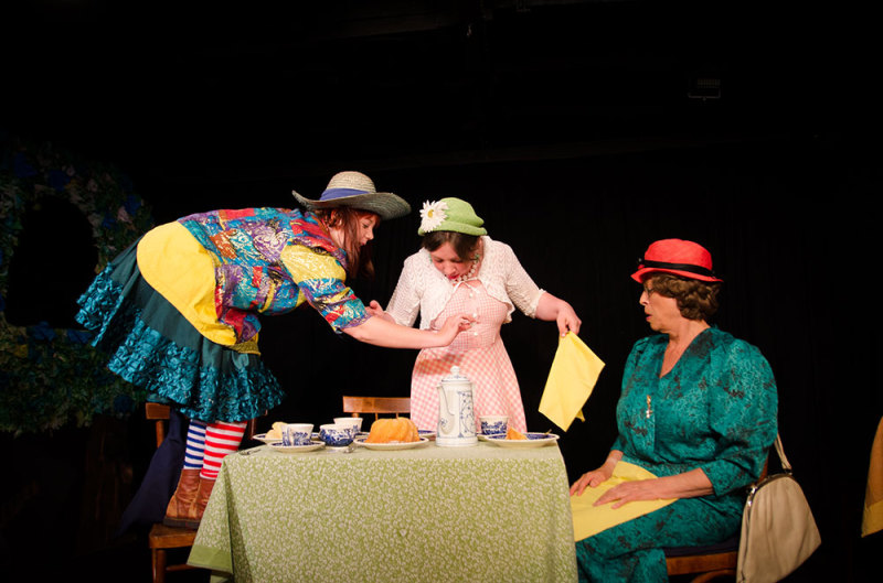 Pippi Langstrumpf Kindertheater auf der Batavia